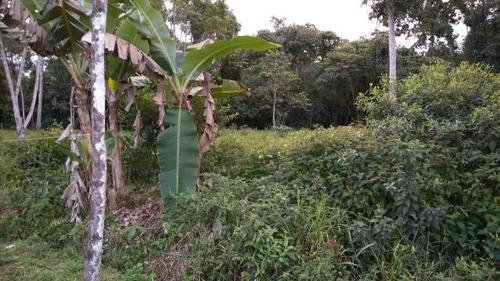 ótimo terreno de chácara no parque vergara em itanhaém, 4445