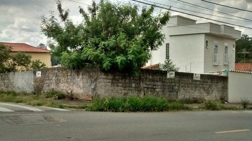 ótimo terreno de esquina com 270 m². paulo 79118