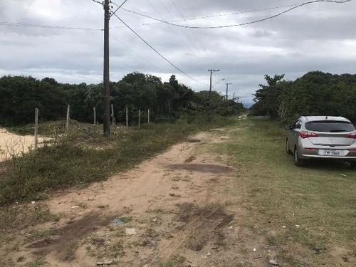 ótimo terreno de esquina no jardim marambá - ref 4538