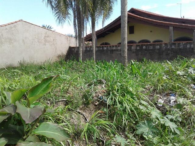 ótimo terreno desmatado e plano, em itanhaém, jardim jamaica