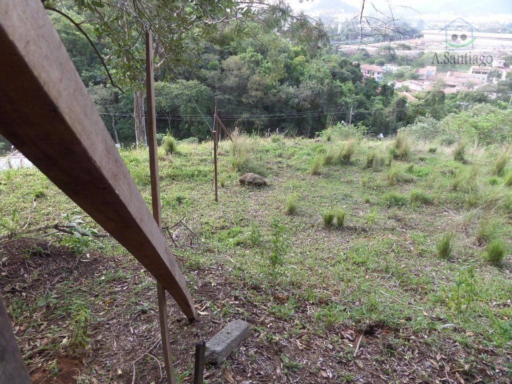 ótimo terreno em condomínio - anil com 772 m2, muito verde. - te0006