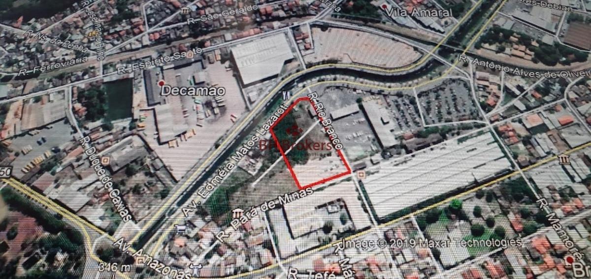 ótimo terreno em frente prefeitura de betim. - 17386