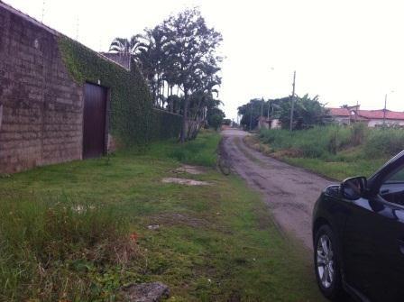 ótimo terreno em itanhaém, litoral 1km do mar - ref 1404