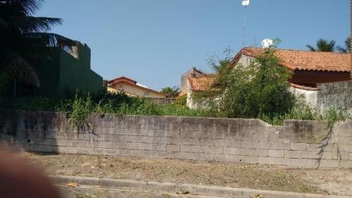 ótimo terreno em itanhaém-sp, à 100 metros do mar! 332 m²!!!