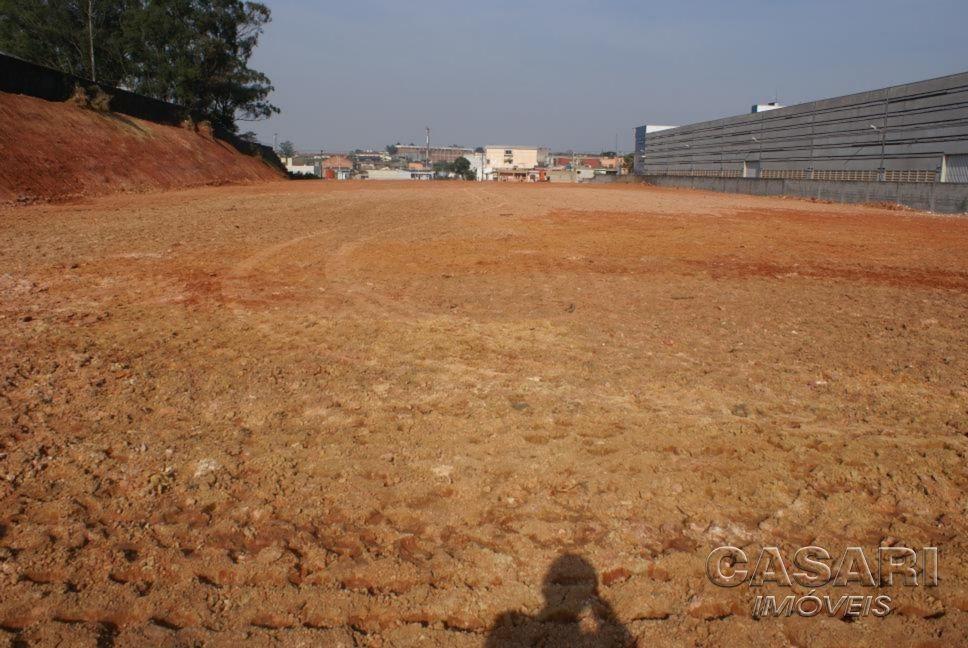 ótimo terreno industrial / comercial  s. b. campo - te3739
