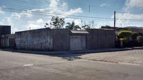 ótimo terreno murado de esquina no nova itanhaém - ref 4362
