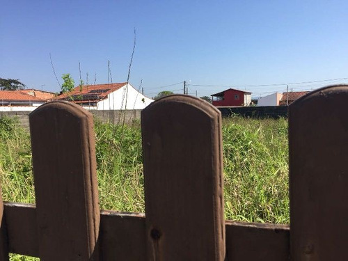 ótimo terreno murado no balneário são jorge - ref 4517