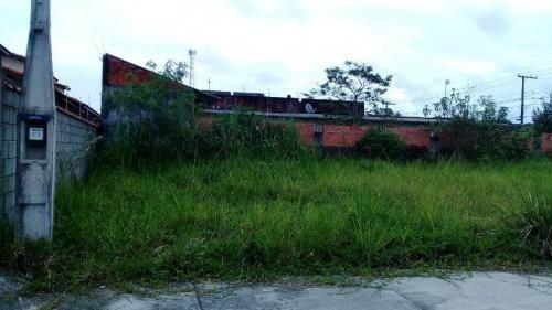 ótimo terreno no bairro cibratel 2, itanhaém-sp!