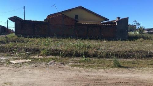 ótimo terreno no bairro parque turístico, em peruíbe