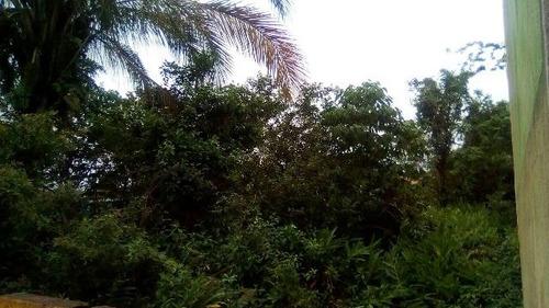 ótimo terreno no balneário gaivota, em itanhaém - ref 3512