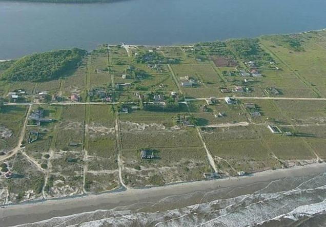 ótimo terreno no balneário porto velho 2 em ilha comprida-sp