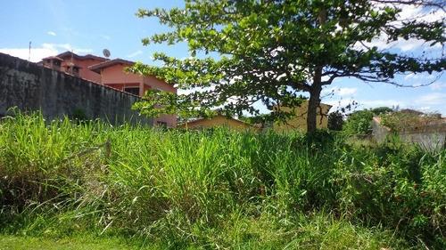 ótimo terreno no balneário santa julia - ref 3722