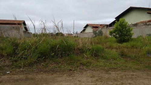 ótimo terreno no balneário tupy, em itanhaém - ref 4592