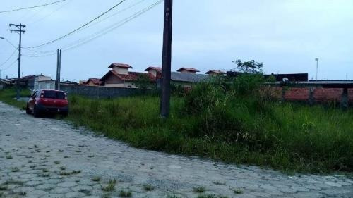 ótimo terreno no cibratel 2, em itanhaém, na praia 4012