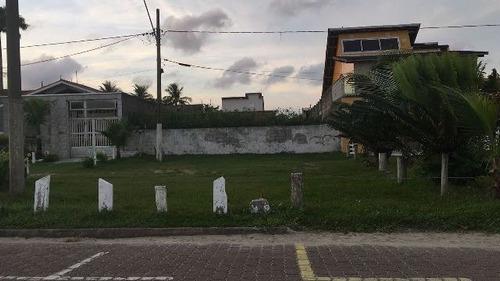 ótimo terreno no cibratel, em itanhaém - ref 4212