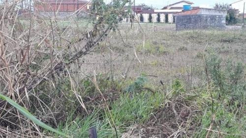 ótimo terreno no cibratel, em itanhaém - ref 4521