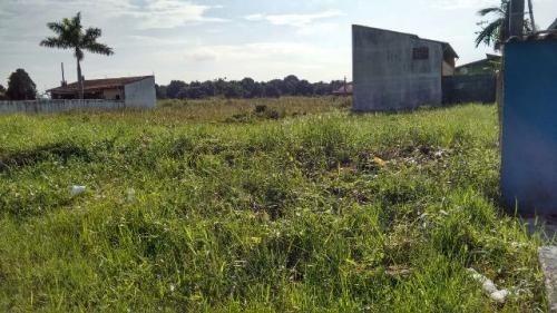ótimo terreno no cibratel ii, em itanhaém