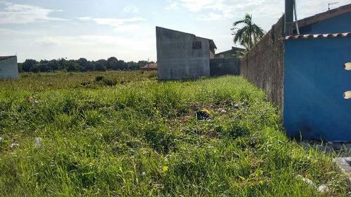 ótimo terreno no cibratel ii, em itanhaém - ref 4216