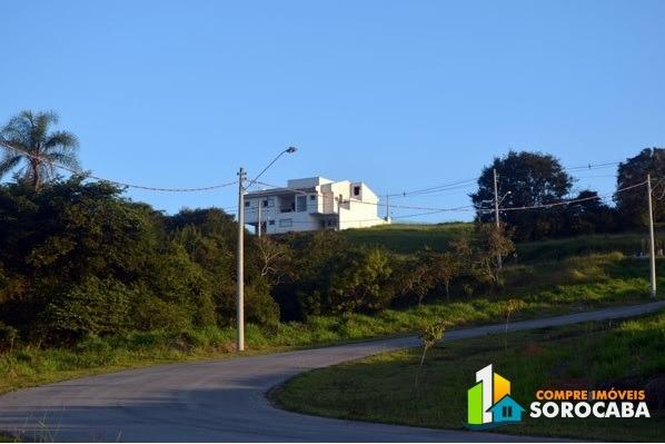 ótimo terreno no condomínio village araçoiaba - 1813