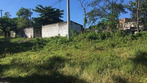 ótimo terreno no jardim coronel, em itanhaém - ref 4010