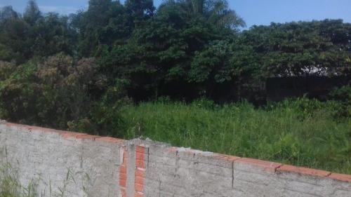 ótimo terreno no jardim das palmeiras, em itanhaém