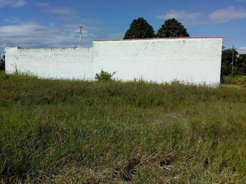 ótimo terreno no jardim lindomar, em itanhaém - ref 4080