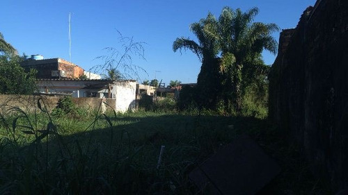 ótimo terreno no jardim palmeiras, à 600m do mar - ref 4254