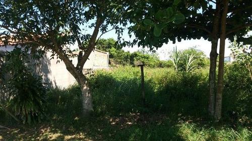 ótimo terreno no jardim regina, 800m da praia  - ref 4022