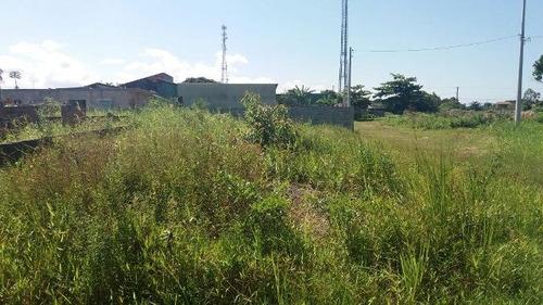 ótimo terreno no jardim regina, em itanhaém - ref 4021