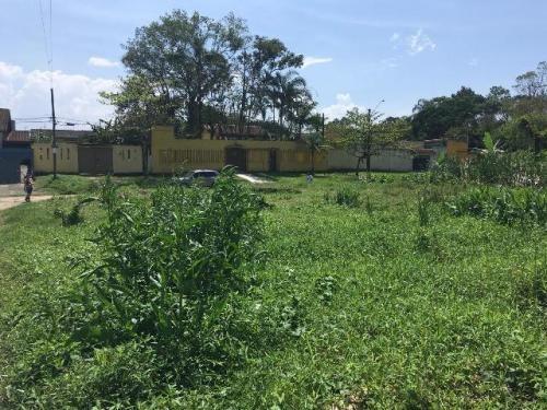 ótimo terreno no jardim umuarama, em itanhaém - ref 4774