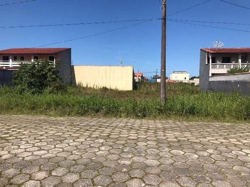 ótimo terreno no parque augustus, em itanhaém,ref.4027