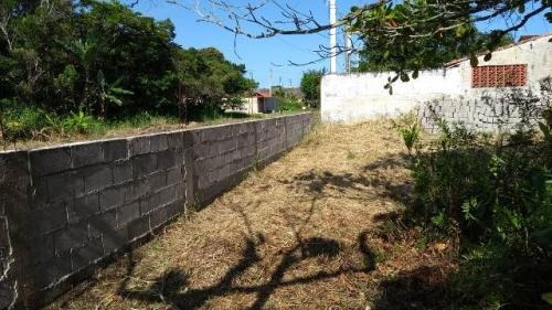 ótimo terreno no recanto dos imigrantes, itanhaém-sp! 415 m²
