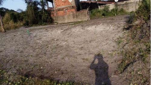ótimo terreno parcelado em itanhaém - ref 4403-p
