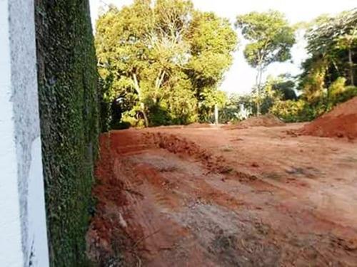 ótimo terreno plano c/500 mts condomínio fechado. ref 76277