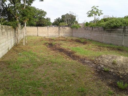 ótimo terreno totalmente murado, para fazer casa ref -3078