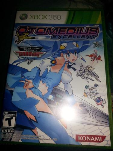 otomedius excellent xbox 360 x360
