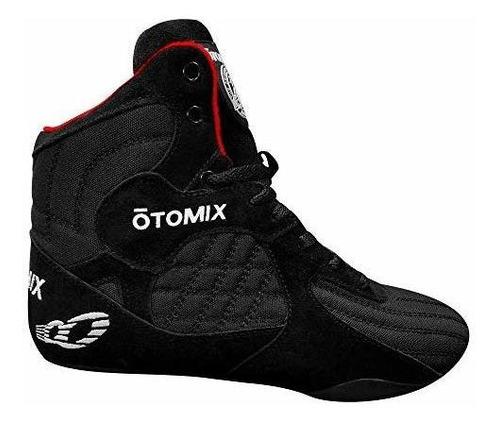 otomix black stingray escape levantamiento de pesas y grappl