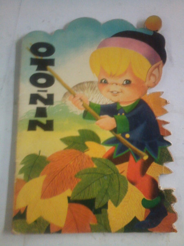 otoñin libro de cuentos infantil