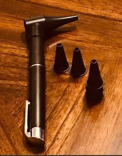 otoscopio portable pen, de bolsillo.