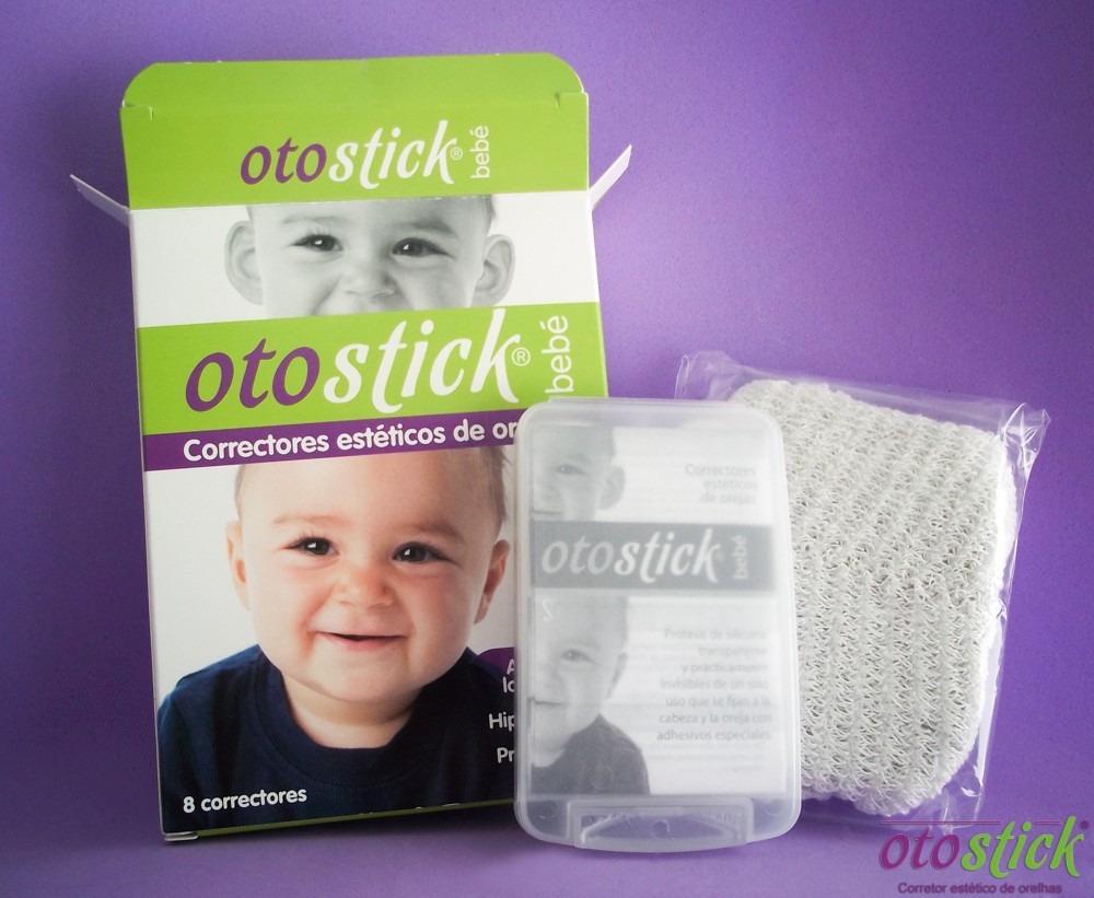 Otostick Bebe Corretor Estético De Orelhas R$ 75,00 em Mercado Livre