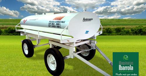 otras maquinarias tanque combustible homologado gas oil