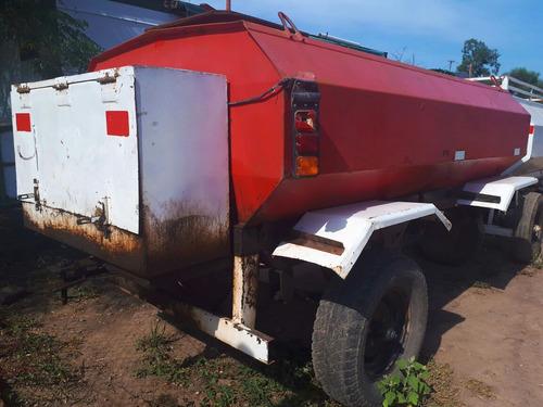 otras maquinarias tanque de combustible usado gas oil 3000lt