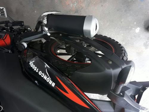otras marcas bronco 150cc deportiva 2018 tundra eportiva 150