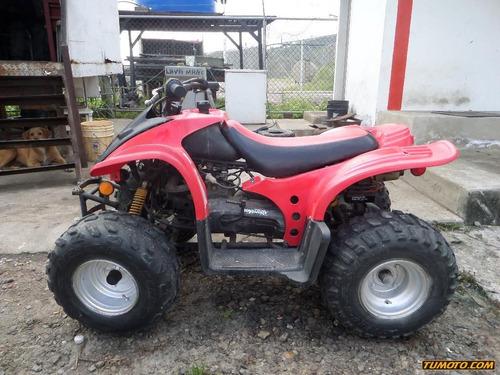 otras marcas bumbardier - viper red 051 cc - 125 cc