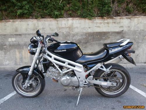 otras marcas comet gt 501 cc o más