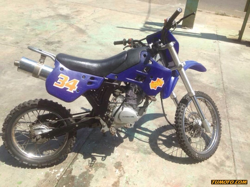 otras marcas cross 126 cc - 250 cc
