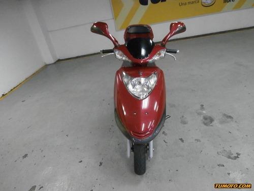 otras marcas hj scooter 126 cc - 250 cc