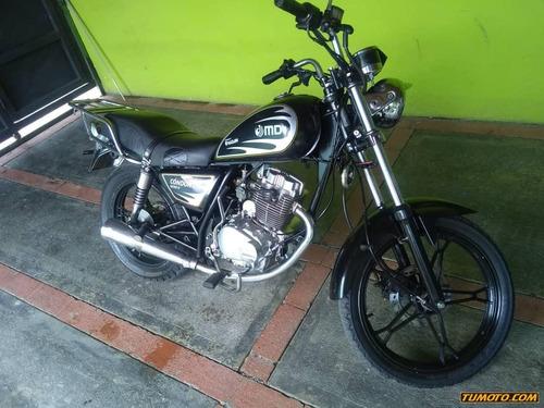 otras marcas md condor 126 cc - 250 cc
