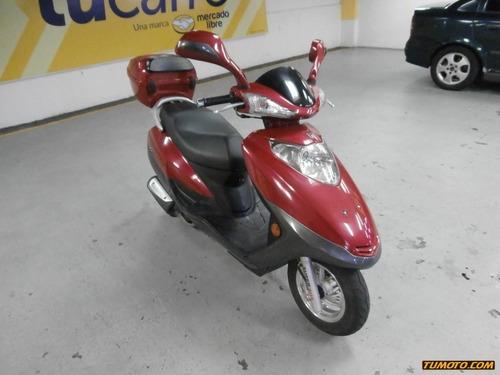 otras marcas scooter 126 250