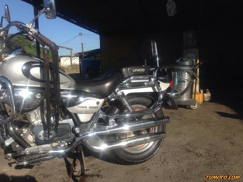 otras marcas tiger 126 cc - 250 cc